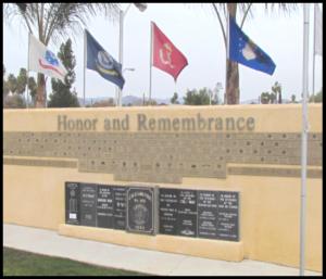 Honor and Remebrance