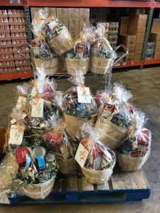 AUX 149 Baskets for Military Families