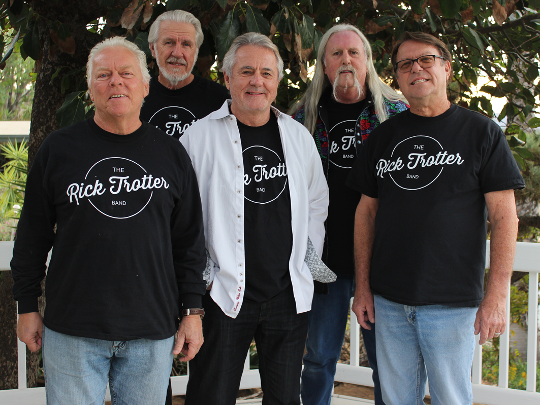 The Rick Trotter Band will be playing at Post 149 on 12/31/2019 - New Year's Eve.